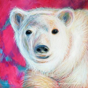 Even Polar Bears Love Pink
