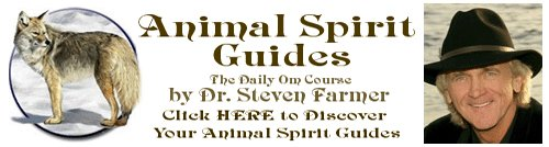 Daily Om Spirit Guides