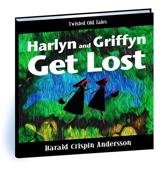 Harlyn and Griffyn Get Lost