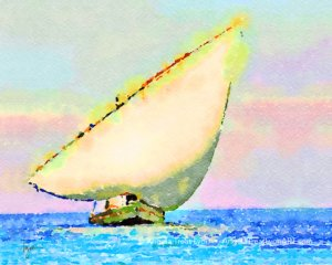 Blowing Out the Full Sail