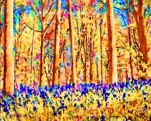 Iris Forest